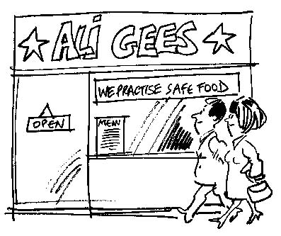 Ali Gees Safe Food