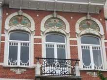 Art Nouvea window