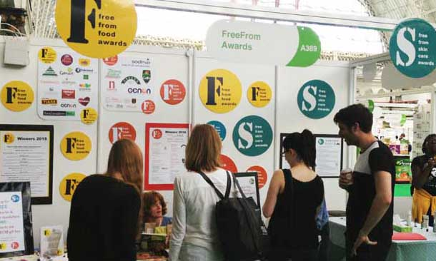 FFAwards stand