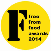 FreeFrom food Awards 2014