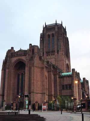 Liverpool's Protestant Cathedral