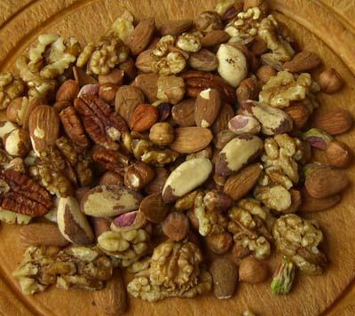 Nuts copy