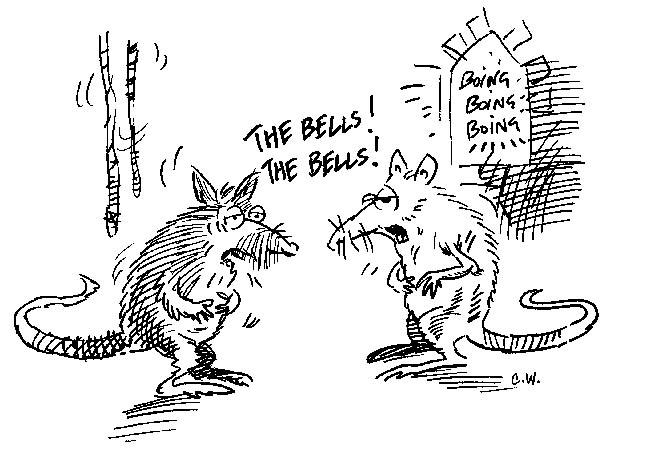Rats & bells