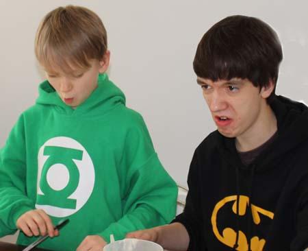 Simeon & Nathan