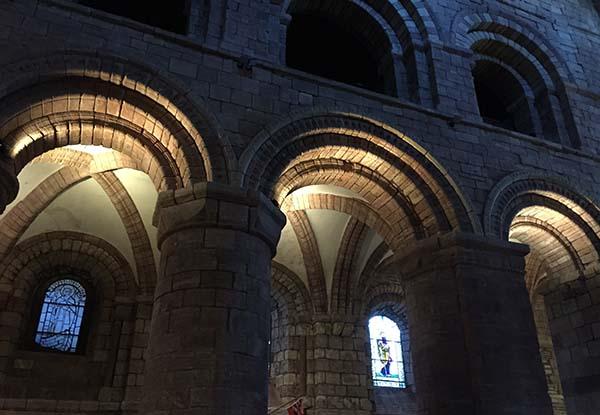 St Magnus arches