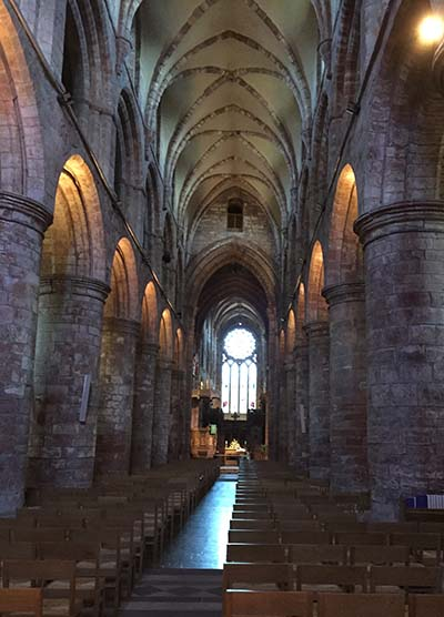 St Magnus nave