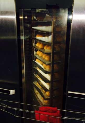 Udi's bread ovens