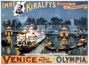Venice at Olympia