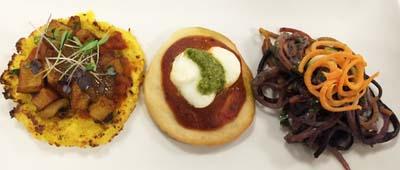 alternaitve pizza and pasta