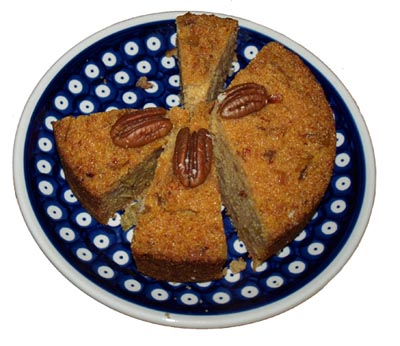 Egg-free Apple cake