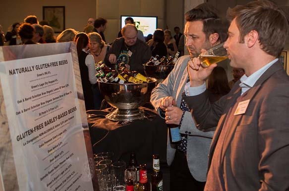 FreeFrom Food awards gluten-free beer bar