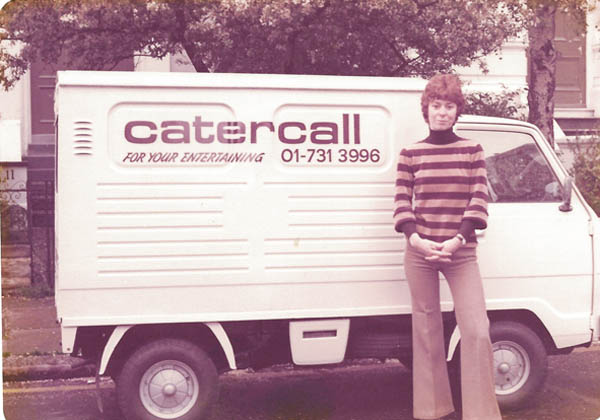 Catercall van